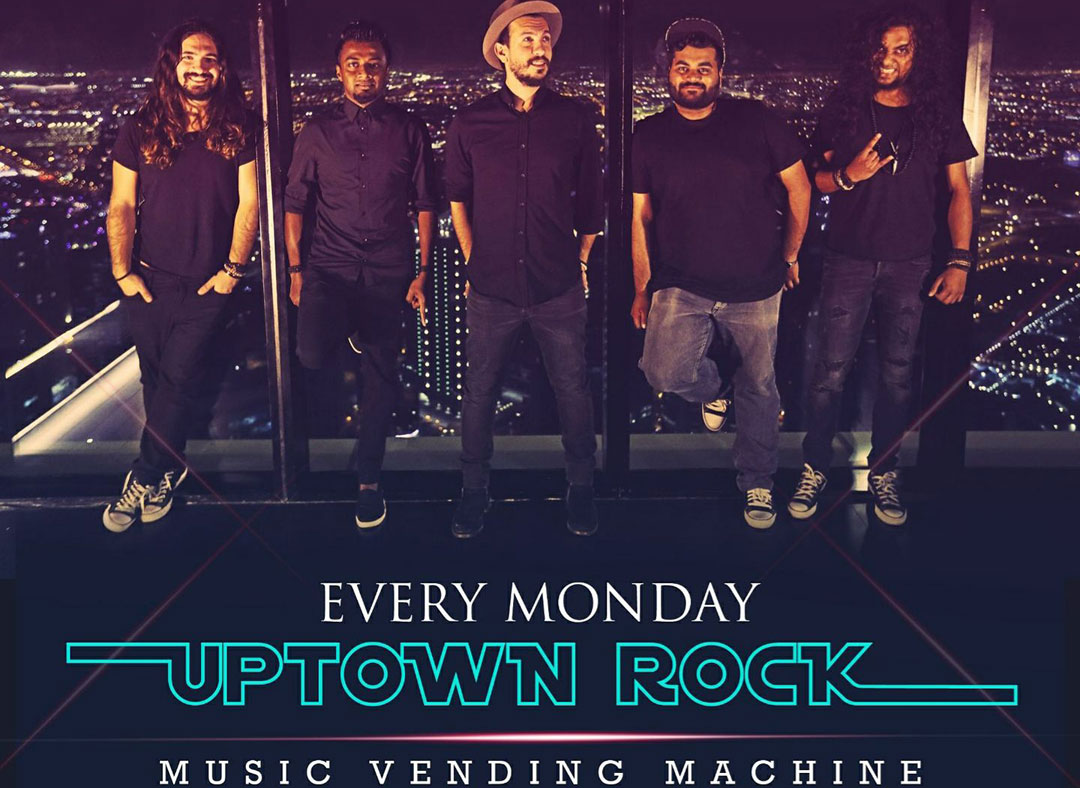 Uptown Rock every Monday