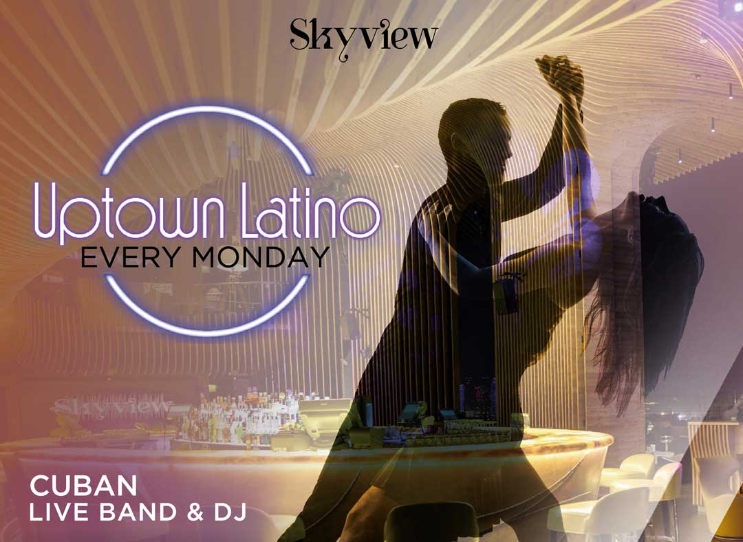 La Cigale Hotel - Uptown Latino Every Monday