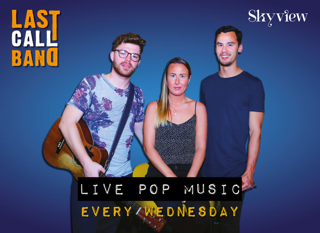 Last Call Band Every Wednesday