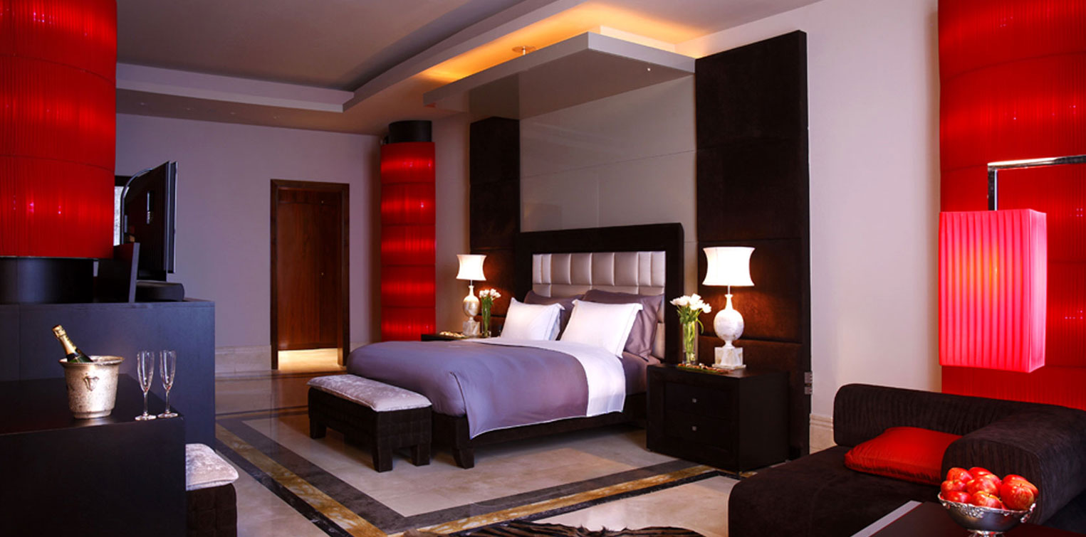 Royal Suite Guest Room - La Cigale Hotel