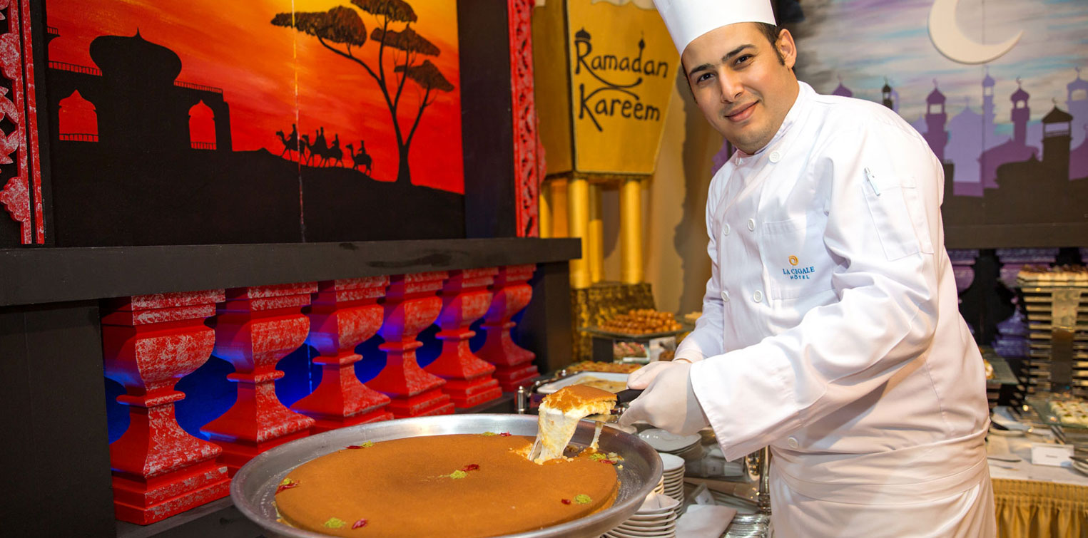 Arabic Sweet - La Cigale Hotel