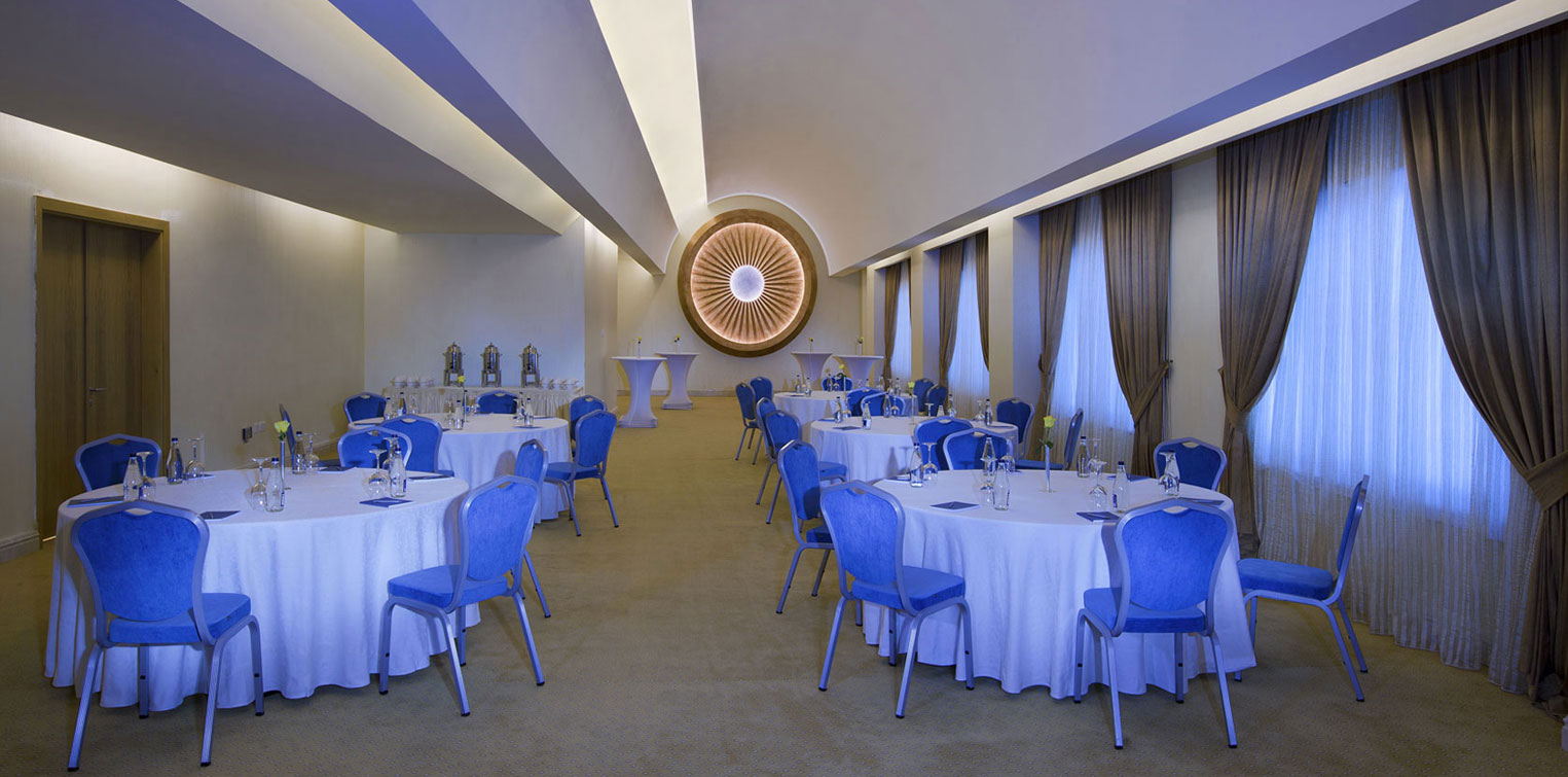 Al Ghariyah 2 Meeting Room - La Cigale Hotel