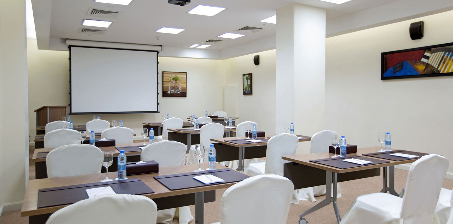 Al Ghariyah 6 Meeting Room - La Cigale Hotel