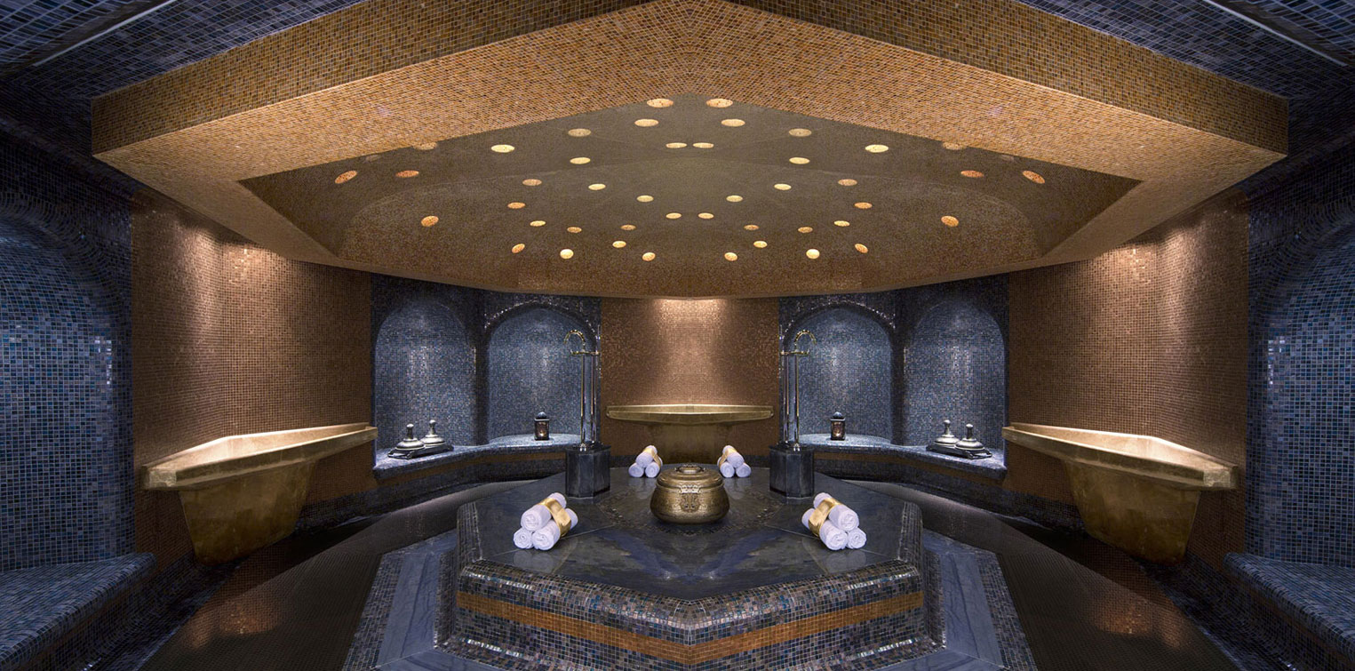Ozone Gym & Spa Traditional Arabic Hammam - La Cigale Hotel