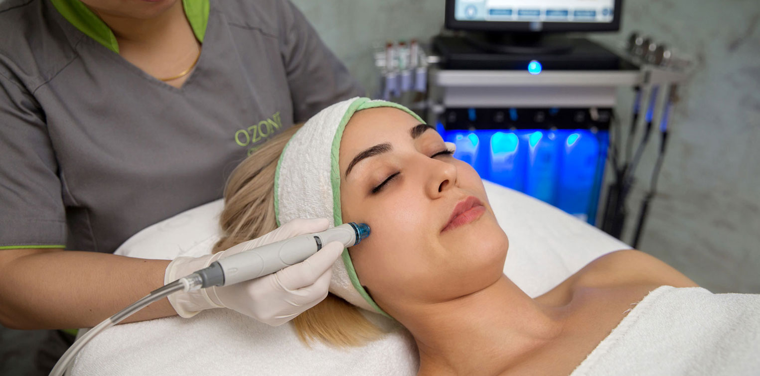 Ozone Gym & Spa Facial Treatment - La Cigale Hotel