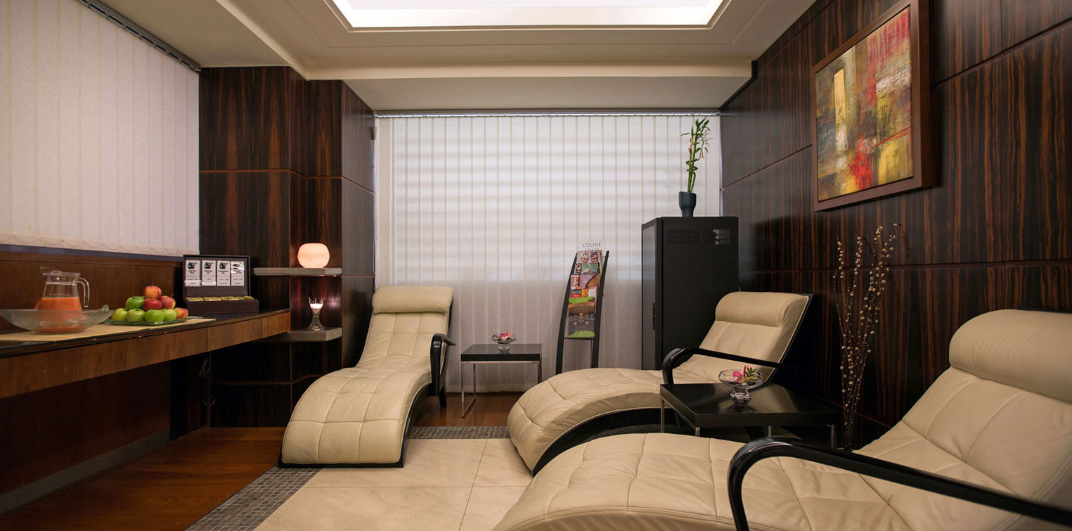 Ozone Gym & Spa Relaxing Room - La Cigale Hotel