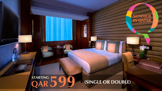 La Cigale Hotel Offers  - Summer in Qatar Package