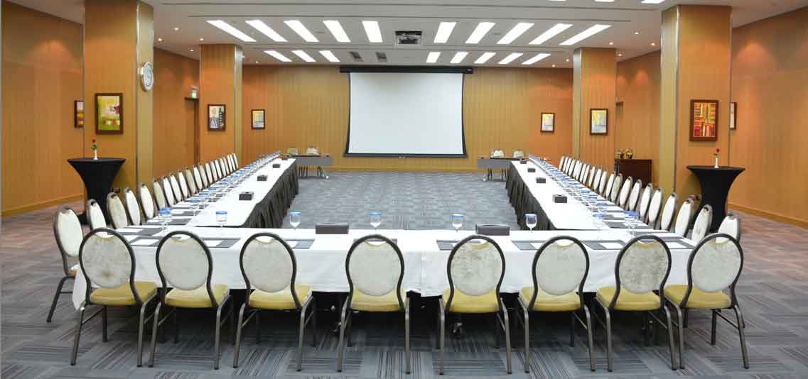 Al Ghariyah 1 Meeting Room