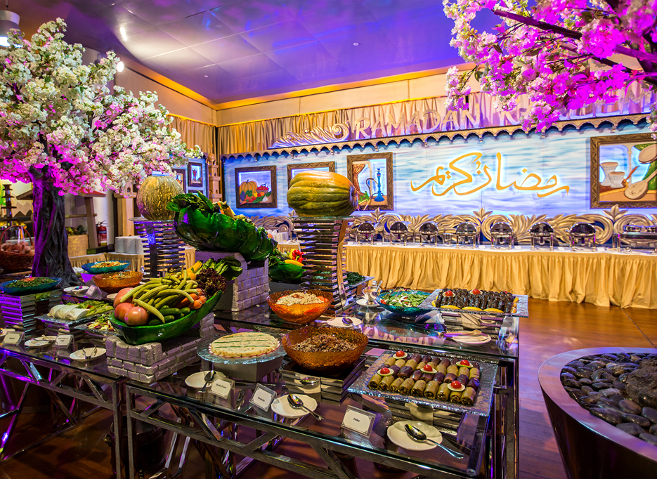 La Cigale Hotel - Corporate Iftar and Souhour Events